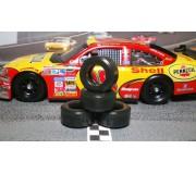 Paul Gage XPG-21103XD Urethane Tires 21x10x3mm x2
