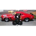 Paul Gage XPG-21104 Urethane Tires 21x10x4mm x2