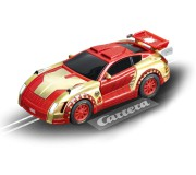 "Carrera GO!!! 61256 Marvel The Avengers ""Iron Man Tech Racer"""