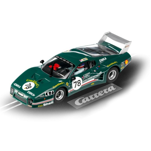 Carrera Evolution 27101 Ferrari 512 Bb Lm Emka Slot Car Union