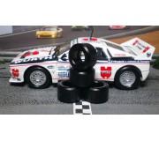 Paul Gage XPG-21125 Urethane Tires 21x12x5mm x2