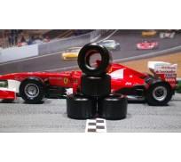 Paul Gage XPG-22147XXD Urethane Tires 22x14x7mm x2