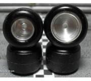 Paul Gage XPG-22160FF Urethane Tires 22x16x0mm x2