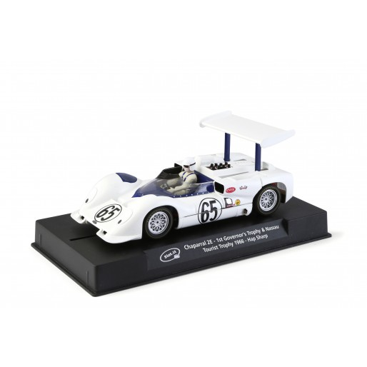 Slot.it CA16c Chaparral 2E n.65 1st 1st Governor's Trophy & Nassau Tourist Trophy 1966 - Hap Sharp