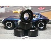 Paul Gage XPG-24125XXD Urethane Tires 24x12x5mm x2