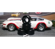 Paul Gage XPG-21127 Urethane Tires 21x12x7mm x2