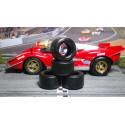 Paul Gage XPG-28169 Urethane Tires 28x16x9mm x2