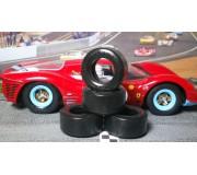 Paul Gage XPG-30147 Urethane Tires 30x14x7mm x2