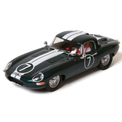 Ninco 50599 Jaguar E-Type Roadster British Green