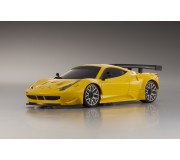 Kyosho MINIZ MR03 SPORTS 2 LA FERRARI JAUNE (W-MM/KT19)