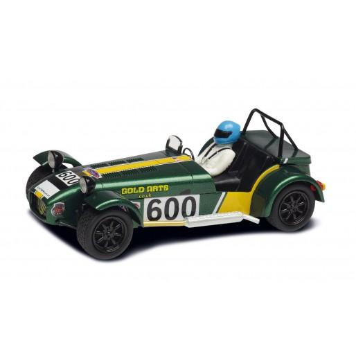 Scalextric C3309 Caterham 7, CSCC Anglesey