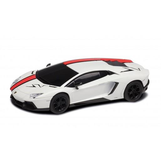 Scalextric C3526 Lamborghini Aventador LP 700-4 White