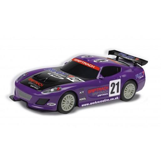 Scalextric C3475 GT Lightning, Purple