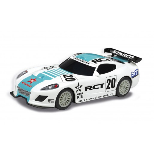 Scalextric C3476 GT Lightning, White