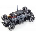 Kyosho MINIZ MA020 SPORTS 4WD NISSAN SKYLINE GTR (KT19) DARK GREY