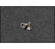 Black Arrow BASC08A Crown M1.6 T5 Titanium Screws