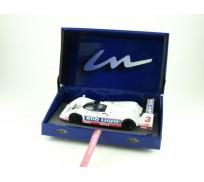 LE MANS miniatures Jaguar XJR 14 n°3 - 4th place