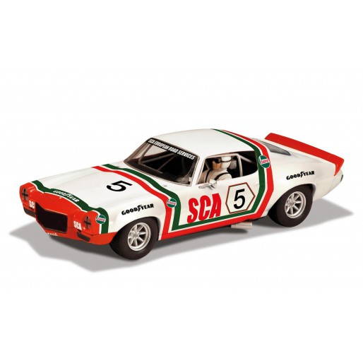 Scalextric C3534 Chevrolet Camaro 1970, British Saloon Car Championship 1972