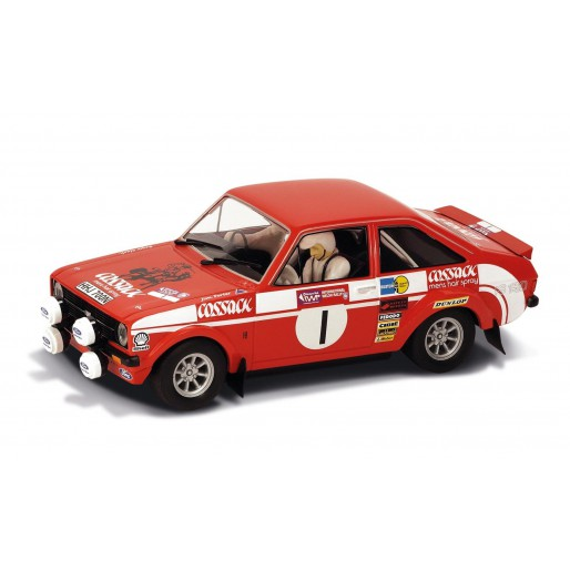 Scalextric C3483 Ford Escort MkII, International Welsh Rally 1975