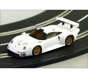 Kyosho Dslot43 Porsche 911 GT1 Blanche