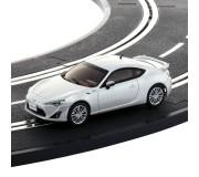 Kyosho Dslot43 Toyota 86 Pearl White