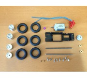 Proto Slot-Kit SET-TRANS1 Mechanical accessories + wheels