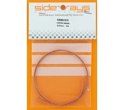 Sideways SWBR/07C Copper Braid 0.07mm Soft - 1 Meter