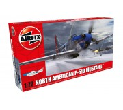 Airfix North American P-51D Mustang 1:72