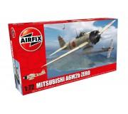 Airfix A01005A Mitsubishi A6M2b Zero 1:72