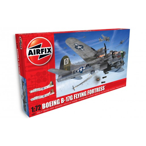 Airfix A08017 Boeing B-17G Flying Fortress 1:72