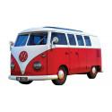 Airfix J6017 QUICK BUILD VW Camper Van