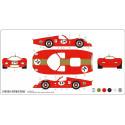 Airfix A55308 Ford 3 Litre GT Starter Set 1:32