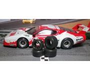 Paul Gage XPG-22125 Urethane Tires 22x12x5mm x2