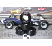 Paul Gage XPG-21122 Urethane Tires 21x12x2mm x2
