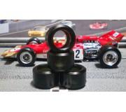 Paul Gage XPG-21137LM Urethane Tires 21x13x7mm x2