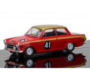 Scalextric C3870 Ford Lotus Cortina 1965 ETCC 500km
