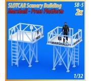 MHS Model SB-5 Marshall & Press Platform x2