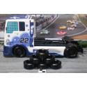 Paul Gage XPG-24105LM Urethane Tires 24x10x5mm x2
