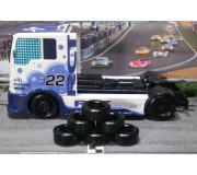 Paul Gage XPG-24105LM Urethane Tires 24x10x5mm x2