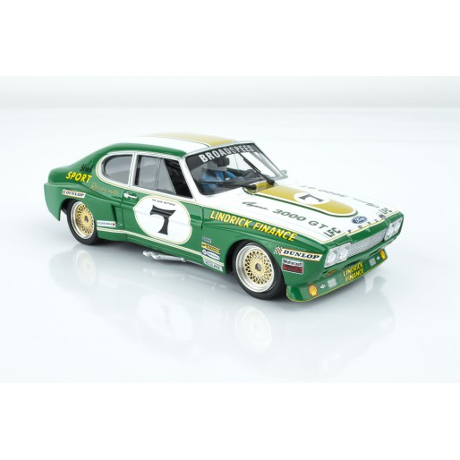 SRC 00406 Ford Capri 2600 LV Race of Champions Brands Hatch ROC 1973 Dave Matthews