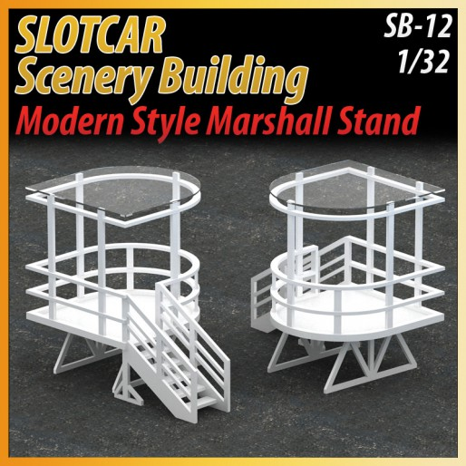 MHS Model SB-12 Modern Style Marshall Stand