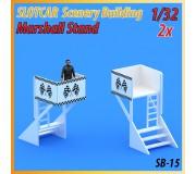 MHS Model SB-15 Stand Marshall x2