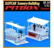 MHS Model SB-20 Nascar Style Pit Box