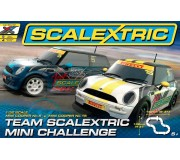 Scalextric C1320 Coffret Mini Challenge