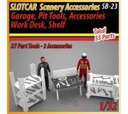 MHS Model SB-23 Accessoires Outils de Stand & Etabli