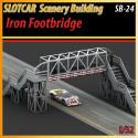 MHS Model SB-24 Iron Footbridge