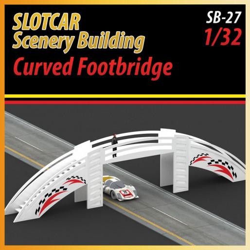 MHS Model SB-26 Curved Footbridge