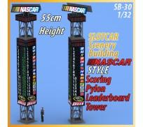 MHS Model SB-30 Scoring Pylon & Leaderboard Nascar Style