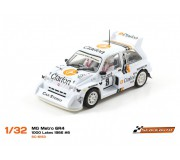 Scaleauto SC-6153R MG Metro 6R4 RAC Rally 1986 n.19