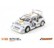Scaleauto SC-6153R MG Metro 6R4 RAC Rally 1986 n.19
